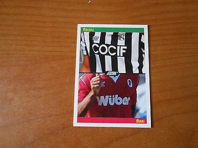 le figurone CARDS SCORE-1992-93 - MAGLIA - ASCOLI/BARI image