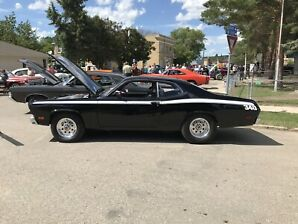 1971 Plymouth duster 340 4 speed