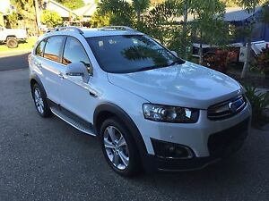 Low Kms and Ready to GO!! 2015 Holden Captiva Wagon Andergrove Mackay City Preview