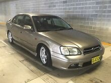 2001 Subaru Liberty RX 2.5 AWD Baulkham Hills The Hills District Preview