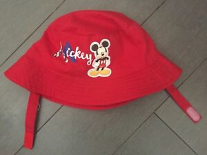 Mickey mouse hat infant