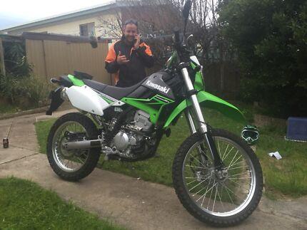 Klx250 Kawasaki