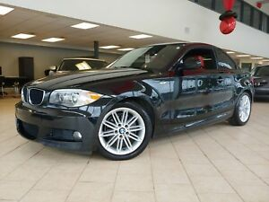 2013 BMW 1 Series 128i Cuir Rouge, Toit Ouvrant