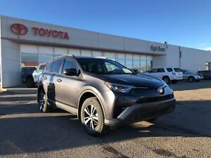 2018 Toyota RAV4 LE AWD|HEATED SEATS|BACKUP CAMERA