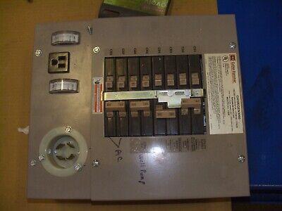 Cutler-hammer Manual Transfer Switch Ch10egen3066 For Portable Generator Hook Up