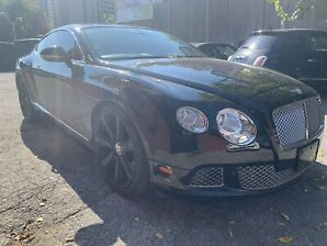 2012 Bentley GT Continental W12 (Rebuilt)