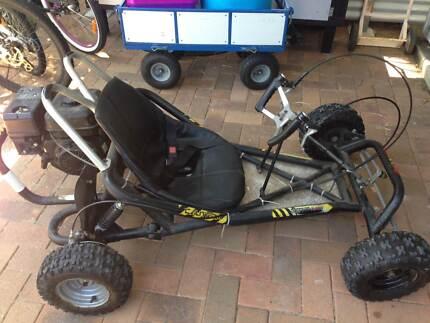 ute no kart ute trade in Slacks Creek 4127, QLD | Motorcycles & Scooters  ute no kart