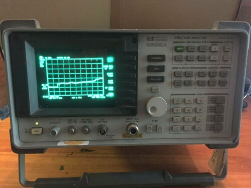 HP - 8592A Spectrum Analyzer 50KHz-22GHz w/opt 023 w30