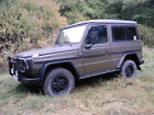 Mercedes G-Klasse W460 300 GD Test