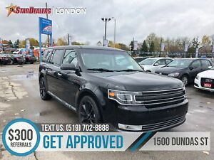 2018 Ford Flex Limited | AWD | 1OWNER | 7PASS