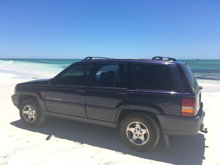 Grand Cherokee 4WD, GREAT VALUE