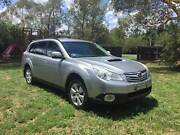 2012 Subaru Outback 2.0D Manual AWD Bungendore Queanbeyan Area Preview