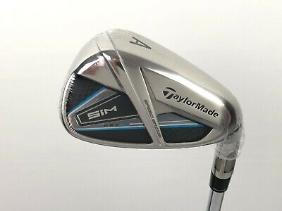 TAYLORMADE SIM MAX APPROACH WEDGE REGULAR FLEX STEEL
