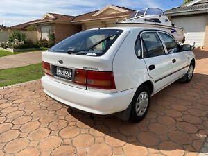 Toyota secs 1998 twin cam 1.6