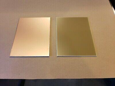 12 Pcs Single Sided Copper Clad Laminate Circuit Boards Fr-4 .060 3 X 4 1 Oz