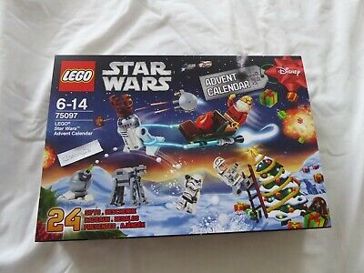 LEGO STAR WARS ADVENT CALENDAR,75097, FACTORY SEALED, MINT CONDITION