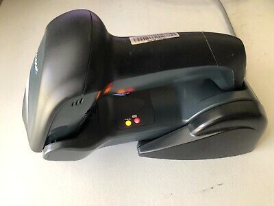 Datalogic Gryphon Gbt4400-bk Handheld Scanner With Charging Base And Cable