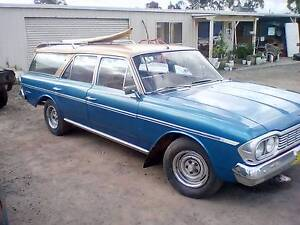 1964 AMC RAMBLER cross country 660 Tuggerah Wyong Area Preview