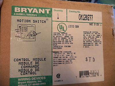 Bryant Cm120277 Motion Switch Nos