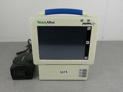 Welch Allyn Propaq Cs Model 242 Option 223 Power Supply Good Battery