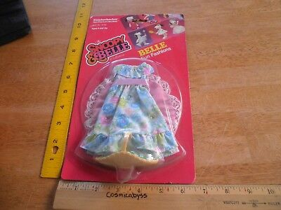 Snoopy & Belle fancy fashions clothing outfit Southern Belle MOC Knickerbocker - Southern Belle Outfit
