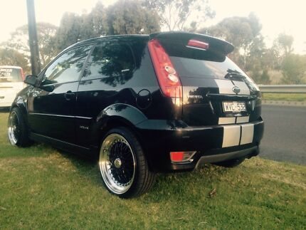 Ford Fiesta xr4 South Morang Whittlesea Area Preview