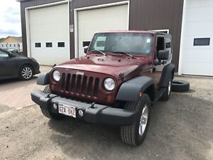 Jeep jk wrangler for sale !