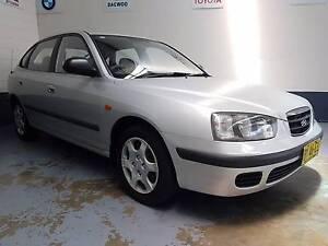 2001 Hyundai Elantra Sedan North St Marys Penrith Area Preview