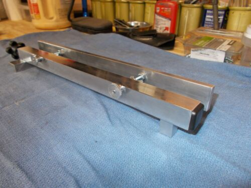 Dremel 580 Tablesaw Custom Made Rip Fence
