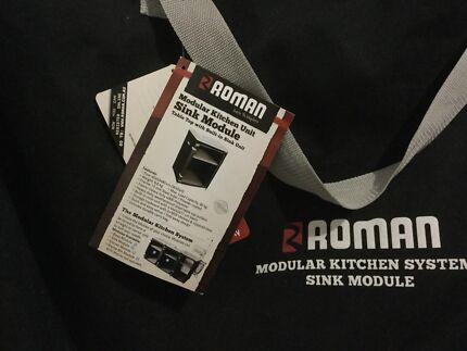 Roman Modular Kitchen