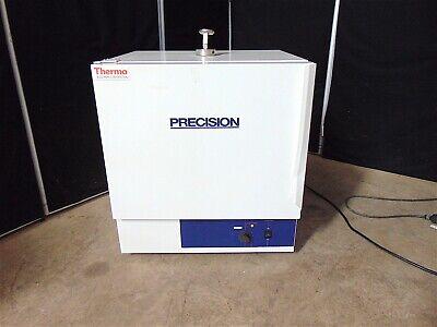 Thermo Precision Model 3522 Laboratory Incubator Works Good S4032