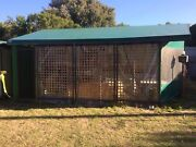 Franklin 22foot on-site caravan and annex Lalor Whittlesea Area Preview