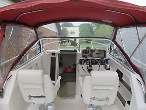 23 foot Boston Whaler with I/O