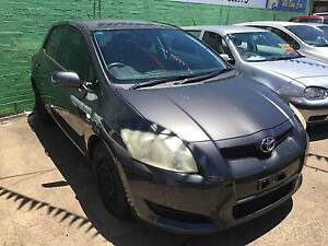 2008 Toyota Corolla Hatchback MANUAL - CHEAP Lakemba Canterbury Area Preview