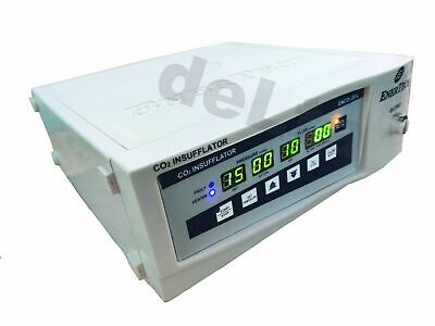 Co2 Insufflator 20 Ltr. With Air High Flow Performance With Progressive Machine