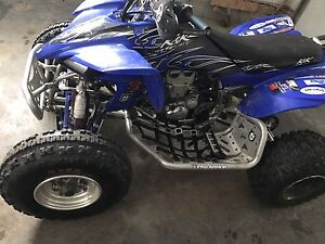 2007 yfz 450 great condition