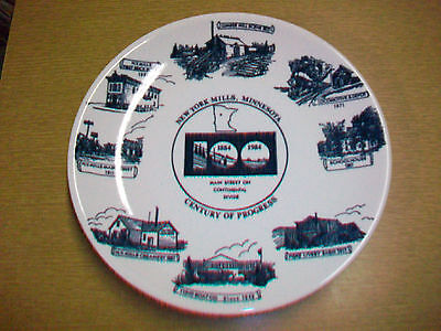 Kettlesprings Kilns New York Mills Minnesota Century of Progress Plate