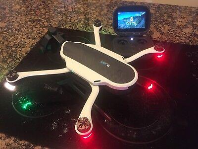 Receipt GoPro Karma Drone, Stabilization, Hero5 Black, Controller, Extra Battery