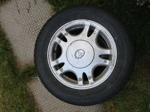 All Season Tires with Rims 205 60 R15