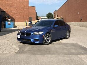2013 BMW M5 - LOW KMS, MINT!