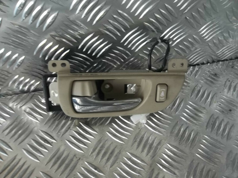 2003 LEXUS LS430 N/S/R PASSENGER SIDE REAR INTERNAL INTERIOR DOOR HANDLE