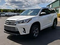2017 Toyota Highlander Limited TOYOTA SAFETY SENSE/CAPTAIN'S... Dartmouth Halifax Preview