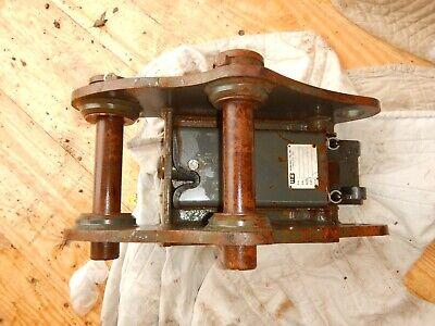 Wb Casecx55b Quick Connect Coupler Attachment Excavator Klac System Model E