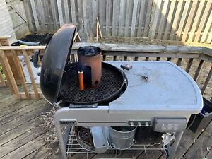 Weber Performer Charcoal BBQ/Smoker w/ new Lid & Bowl in Box!