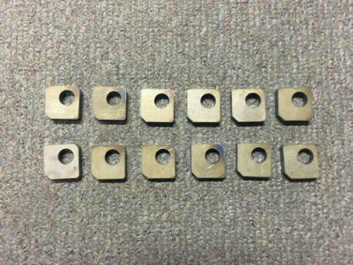 Replacement AR500 Steel Target Tabs for AR500 Target Sets! 3/8 Thick! USA MADE!