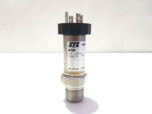 STS ATM 112291 ANALOG PRESSURE TRANSMITTER / FAST SHIPPPING BY DHL & FEDEX