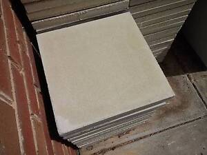 LARGE FORMAT PAVERS (Limestone) 40cmx40cmx4cm Greenwith Tea Tree Gully Area Preview