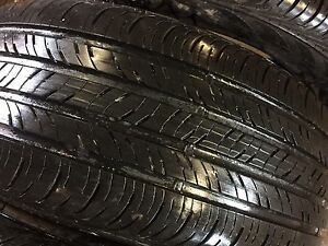 4 continental 235/50/18 all season 80% tread