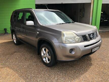 2008 Nissan X-trail T31 ST (4x4) 2.5L 4 CYLINDER SUV - AUTO Lambton Newcastle Area Preview