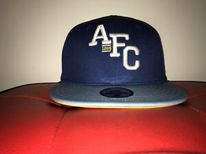 NEW Puma Hat AFC 1886 Special Edition Blue//White//Yellow